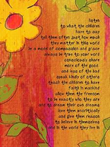 Listen to the Children - A Reason to Believe by Lisa Weedn