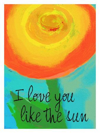 Love You Like The Sun
