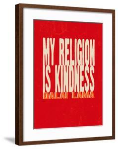 My Religion by Lisa Weedn