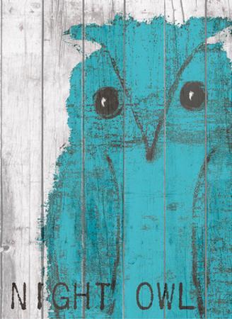 Night Owl Blue