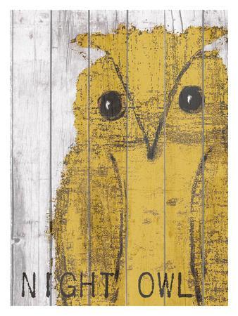 Night Owl Yellow