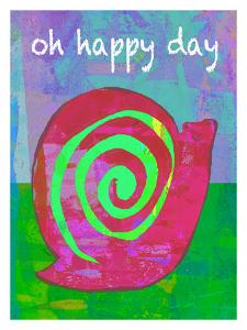 Oh Happy Day by Lisa Weedn