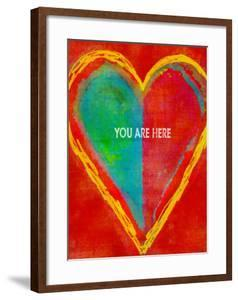 You Are Here by Lisa Weedn