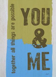 You & Me by Lisa Weedn