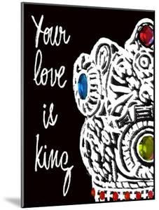 Your Love is King by Lisa Weedn