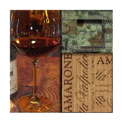 Amarone Wine Night II by Lisa Wolk