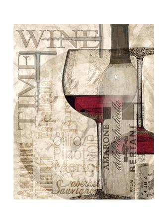 Red Wine by Lisa Wolk