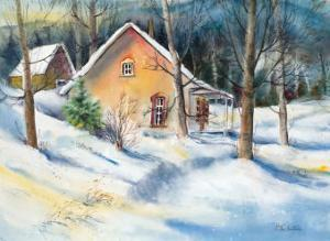 Winter Magic by Lisette Cantin