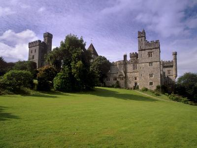Lismore Castle Dating from 12th Century, Lismore, County Waterford, Munster, Republic of Ireland-Patrick Dieudonne-Photographic Print