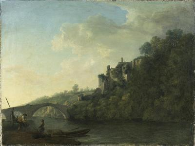 Lismore Castle from the West-William Ashford-Giclee Print