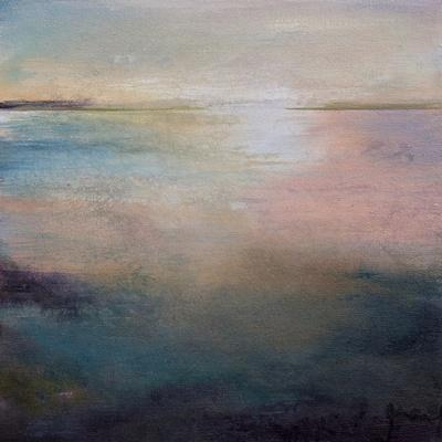 Listen to the Silence-Karen Hale-Art Print