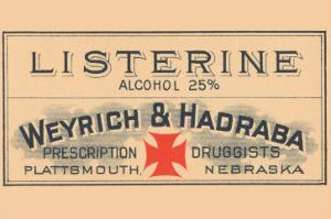 Listerine Alcohol 25%