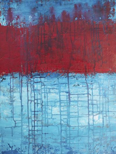 Lithoshpere LXXVI-Hilary Winfield-Giclee Print
