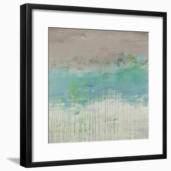 Lithosphere 137-Hilary Winfield-Framed Giclee Print