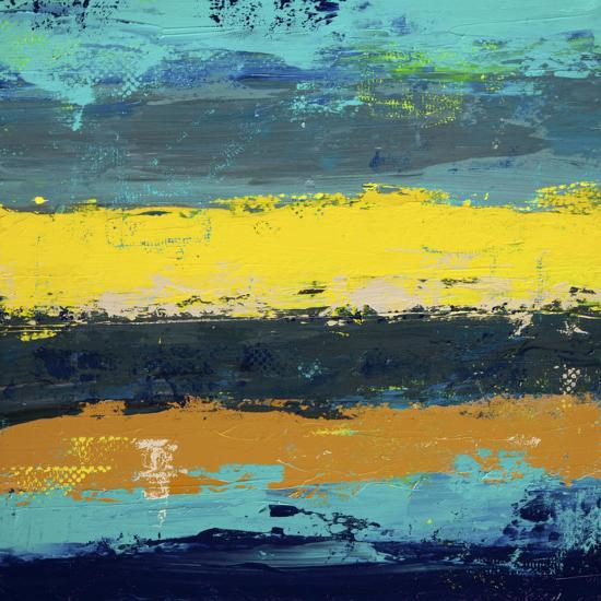 Lithosphere 93 - Canvas 2-Hilary Winfield-Giclee Print