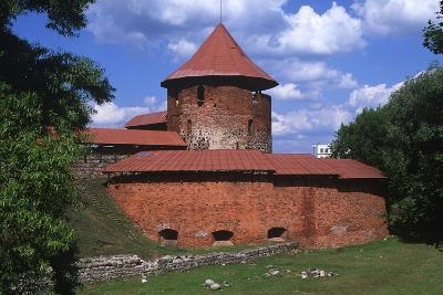 Lithuania, Central Lithuania, Kaunas, Kaunas Castle--Giclee Print