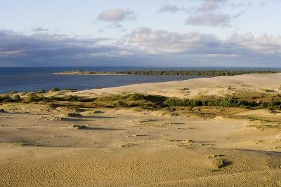 Lithuania, Klaipeda County, Curonian Spit, Beach--Giclee Print