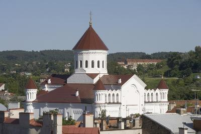 Lithuania, Vilnius, Old Town, Orthodox Church of Assumption--Giclee Print