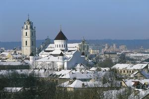 Lithuania - Vilnius - View of the City