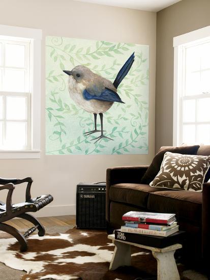 Little Bird III-Grace Popp-Wall Mural