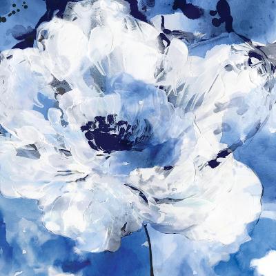 Little Blue II-Eva Watts-Art Print