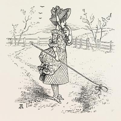 Little Bo-Peep Has Lost Her Sheep--Giclee Print