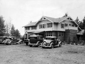 Little Bohemia Lodge, John Dillinger and His Gang Escaped a Machine Gun Shoot Out with the FBI