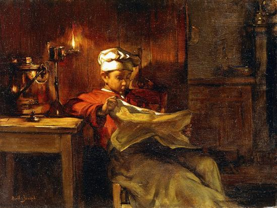 Little Chef-Joseph Bail-Giclee Print