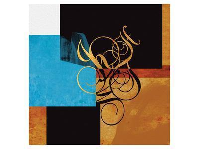 Little Conversations #218A-Rachel Travis-Art Print