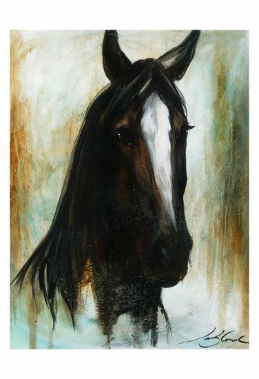 Little Dark Angel-Marie-Andr?e Leblond-Art Print