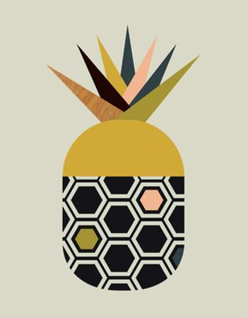 Pineapple by Little Design Haus