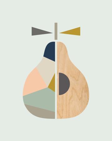 Scandi Pear by Little Design Haus