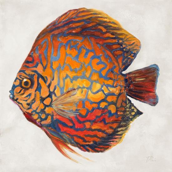 Little Fish II-Patricia Pinto-Premium Giclee Print