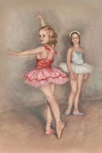 Little Girl Ballerinas