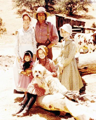 Little House on the Prairie--Photo