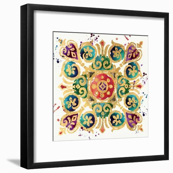 Little Jewels III-Jess Aiken-Framed Art Print