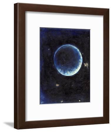 Little Lune, 2014-Nancy Moniz-Framed Photographic Print