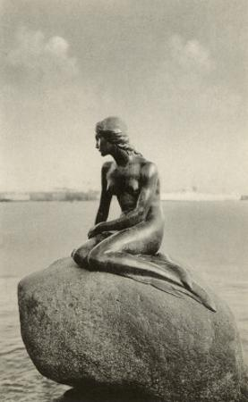 Little Mermaid Statue, Copenhagen, Denmark