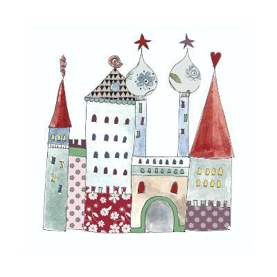 Little Mermaids Palace-Effie Zafiropoulou-Giclee Print