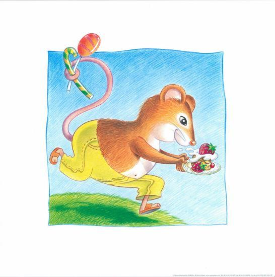 Little Mice-Urpina-Art Print