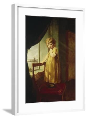Little Perthes, 1805-Philipp Veit-Framed Giclee Print