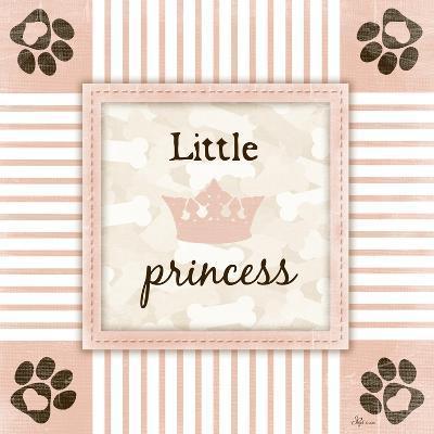 Little Princess-Jennifer Pugh-Art Print