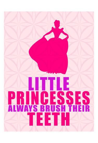 Little Princesses-Kimberly Allen-Art Print
