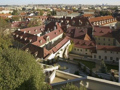 Little Quarter, Prague, Czech Republic--Photographic Print
