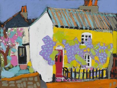 Little Royal Hill, 2010-Frances Treanor-Giclee Print
