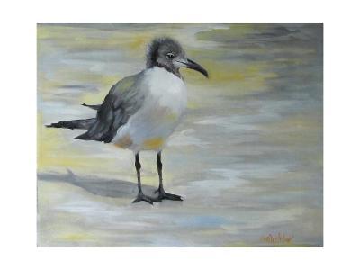 Little Sea Gull-Cheri Wollenberg-Art Print