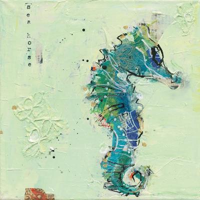 Little Seahorse-Kellie Day-Art Print