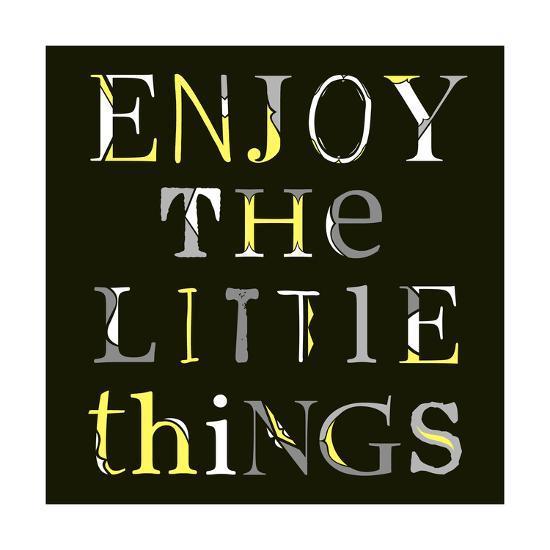 Little Things-Longfellow Designs-Art Print