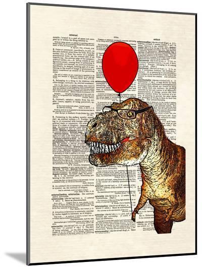 Little Tony-Matt Dinniman-Mounted Print