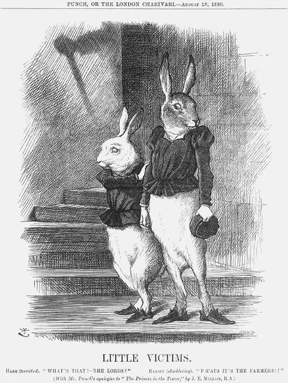 Little Victims, 1880-Joseph Swain-Giclee Print